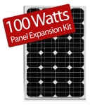 Zamp Solar ZS-EX-100 100 Watt RV Expansion Kit