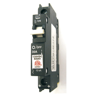 DIN Rail 150VAC Breakers