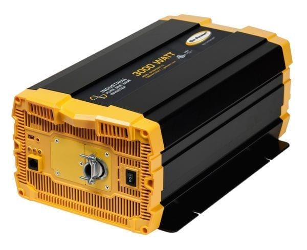 Go Power! 3000 WATT INDUSTRIAL PURE SINE WAVE INVERTER 24V GP-ISW3000-24