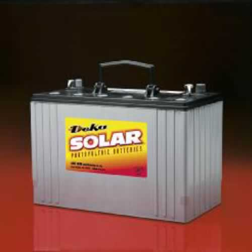Deka/MK Battery 8A31DT-DEKA Sealed AGM Battery, 12v 104 AH