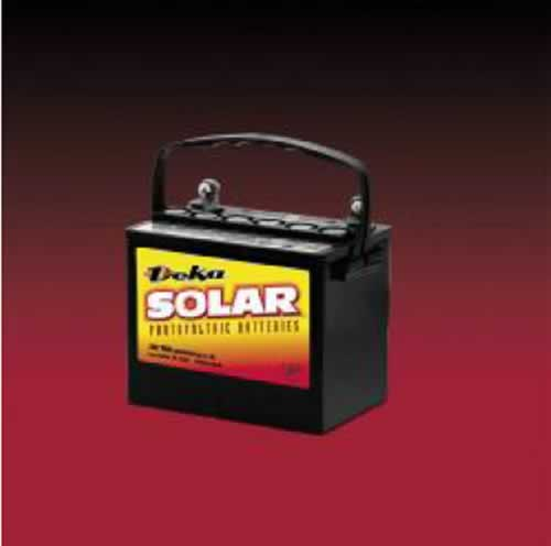 Deka/MK Battery 8AU1H-DEKA Sealed AGM Battery, 12v 32 AH