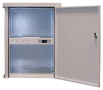 Midnite MNBE-8D2x2 BASIC Steel Battery Box Enclosure