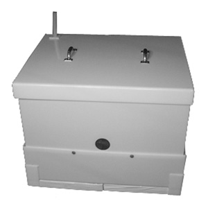 HD Plastic Battery Box Enclosure T105 x4