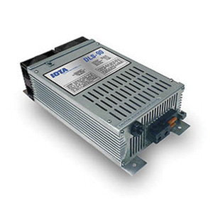 IOTA DLS-90, 12 volt 90 amp regulated battery charger/supply
