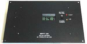 BZ Products MPPT250, MPPT Charge Controller, 250 watt, 25 amps, Max 50voc input, 12v output