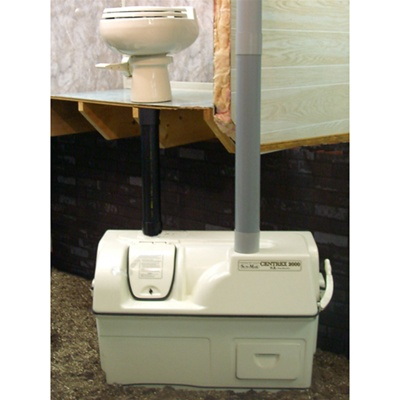Sun-Mar Centrex 2000 NE High Capacity Composting Toilet Non Electric