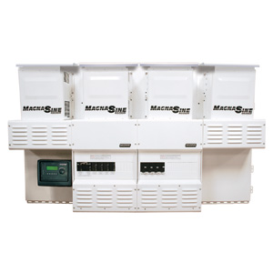 Magnum Energy MPDH-30D Magnum Panel, Double Enclosure, High Capacity