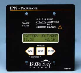 Blue Sky Energy Solar Boost IPN-ProRemote