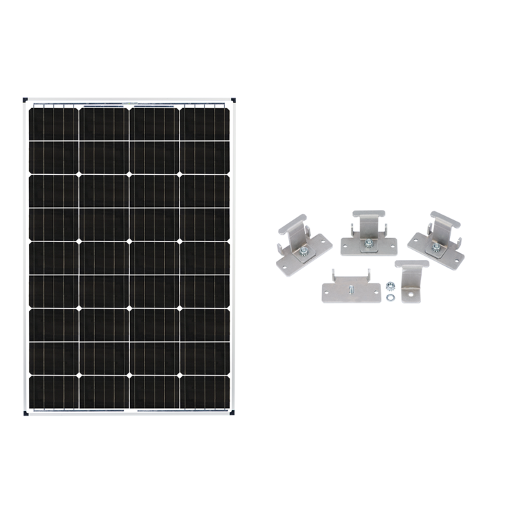 Zamp Solar US 115-Watt Expansion Kit