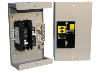 Midnite Solar Stop Switch for wind turbines