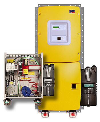 Midnite Solar Pre Wired Sma Sunny Island 6048 120 Vac