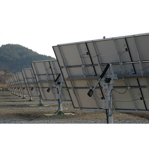 Wattsun AZ-225 Dual Axis Active Solar PV Panel Tracker Mount to 225sqft