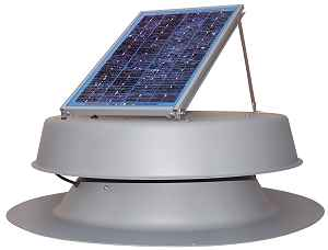 Natural Solar Attic Fan 10w