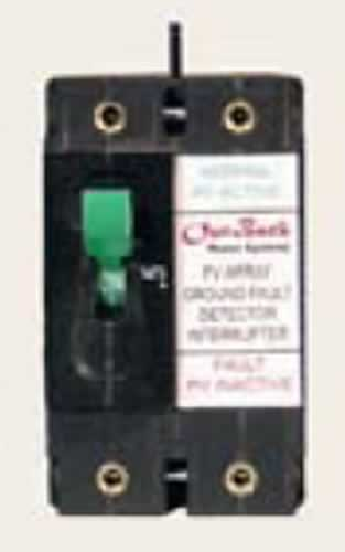 OutBack OBB-GFDI-80D-150VDC-PNL GFP Dual 80 amp Ground Fault Protection System