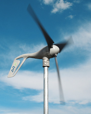 Primus Windpower  Air 40 Land Wind Turbine Generator 24v