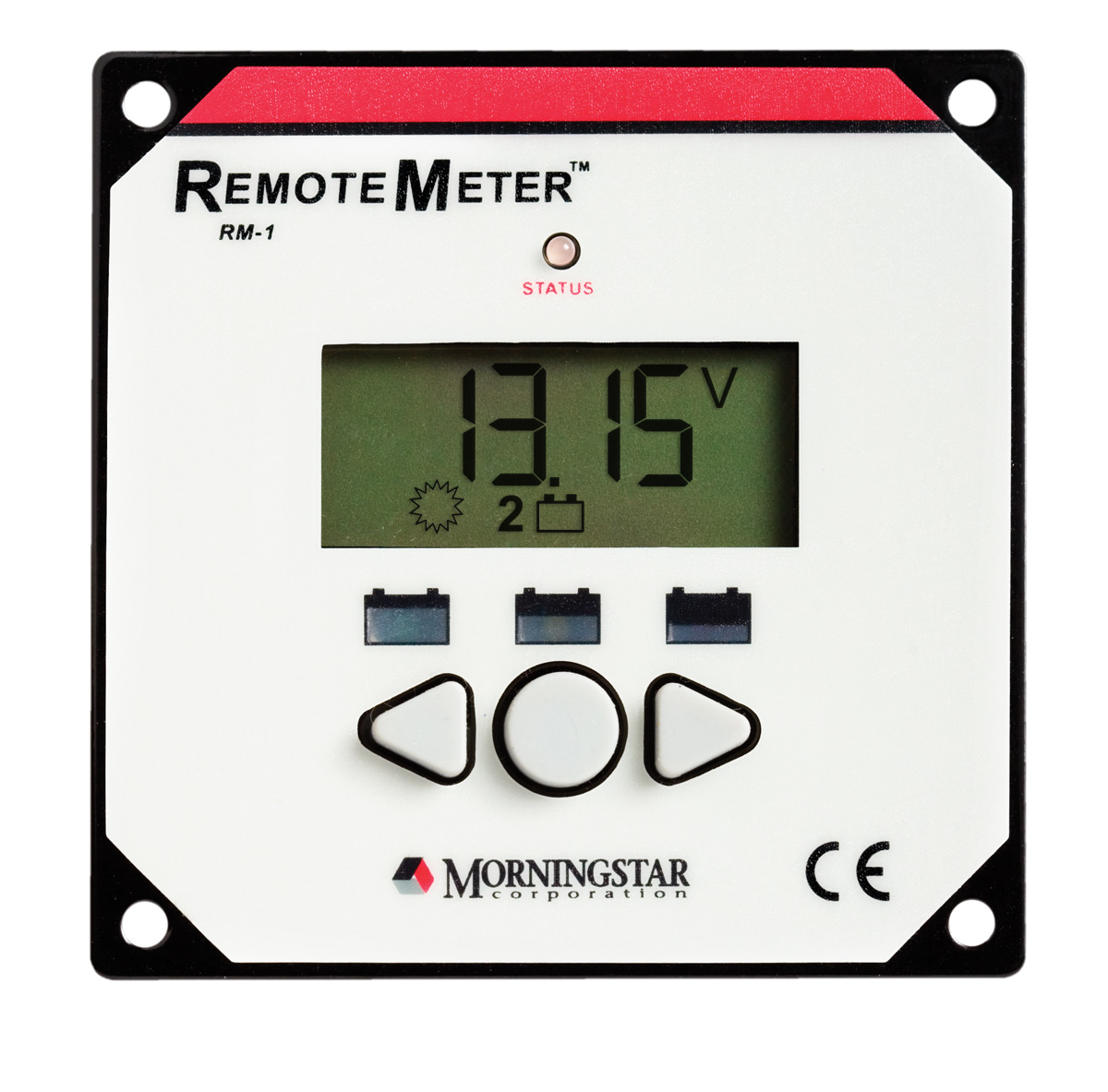 Morningstar Sunsaver MPPT Charge Controller Remote Meter RMI