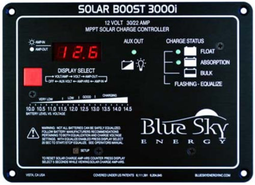 Blue Sky Energy Solar Boost 3000i Mppt Rv Charge