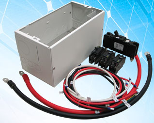 XANTREX XW Series Inverter Connection Stacking Kit