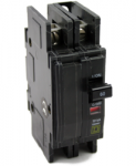 CIRCUIT BREAKER, QOU, 30A, 120/240VAC / 48VDC MAX, 2-POLE, SQUARE D, SURFACE OR DIN MNT, 1.5IN, QOU230