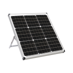 Zamp Solar 45-Watt Single Panel - Use with Single Battery Systems or Small RV's