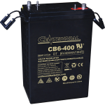 Centennial CB6-400 6V 400Ah L16 Sealed Lead Acid AGM Battery