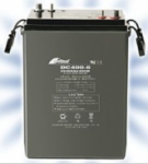 Fullriver Sealed AGM Battery, 6V 400 Ah Group L-16, DC400-6