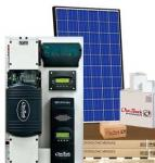 2295W Flexpower Off-Grid Pre-Designed Solar System for 24v Battery Bank