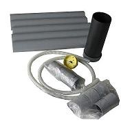 Sun-Mar Composting Toilets AC/DC Kit  (No toilet)