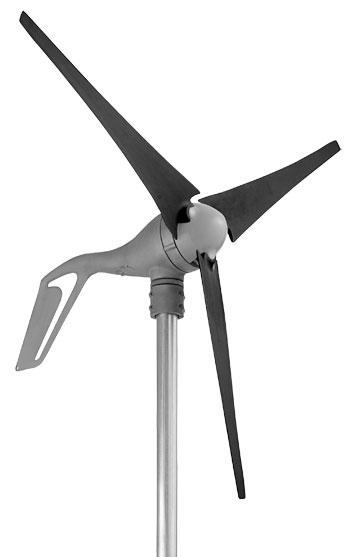 Southwest WindPower 200W Air Breeze 12v Marine Wind Turbine Generator