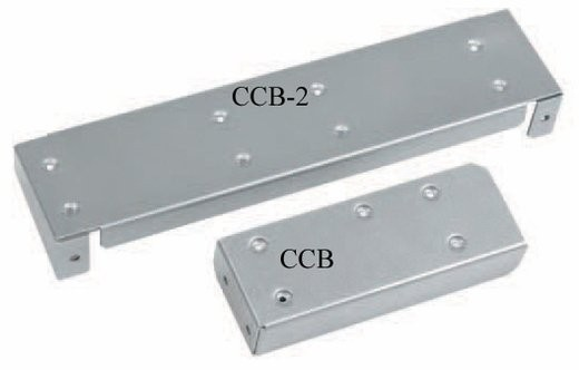 FW-CCB2-T Top Mounting Bracket For Two FLEXmax Charge Controllers