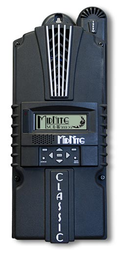 Midnite Solar MPPT Charge Controller CLASSIC 200