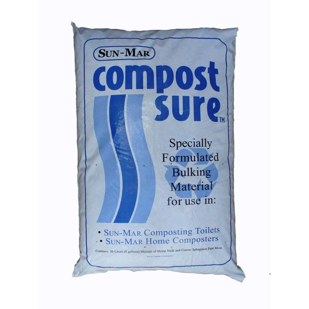 Sun-Mar CompostSure BLUE Composting Accelerator for CENTREX and Low Flush System