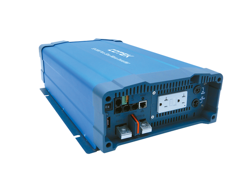 Cotek SD2500, 2500W Pure Sine Wave Inverter 12v 120 VAC