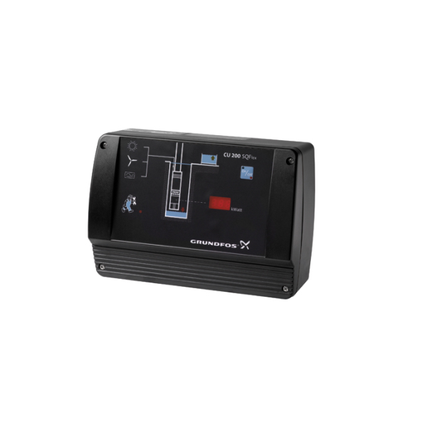 Grundfos SQFlex CU200 Interface Box Pump Controller