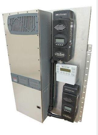 Outback Flexpower Radian Fpr 8048a Pre Wired System 8kw