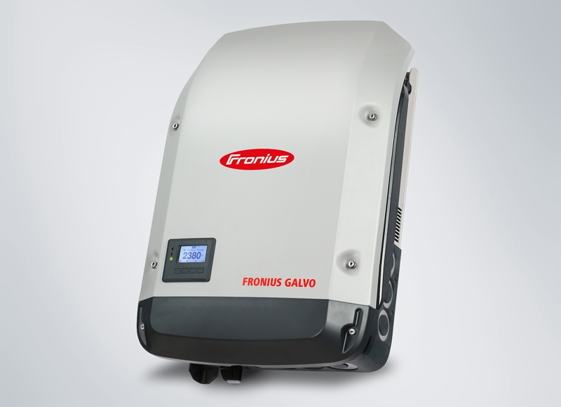 FRONIUS, GALVO 3.1-1 4,200,015,800, ISOLATED STRING INVERTER, 3.1KW, 208/240VAC,