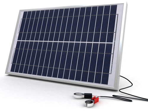 SolarLand 20w 12v Multicrystalline Solar Panel Charging Kit SLCK-020-12