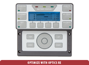 Outback Mate 3 System Control and Monitor