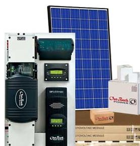 Off Grid Systems 3060w Outback Flexpower Off Grid Pre