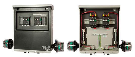 Midnite Solar Mnpv12 600 X2 Pre Wired Combiner Box