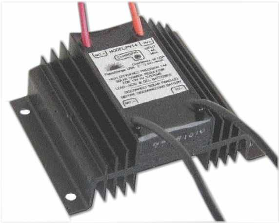 Flexcharge PV14- 12v 14A Charge Controller for Photovoltaic Charging Systems