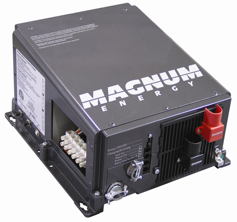 Magnum Energy RD3924 Off Grid Inverter, 3900 Watts, 24 Volts, 105 A Charger