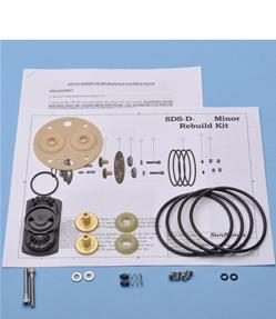 SunPumps SDS-T Series Minor Rebuild Kit RK-T-MNR