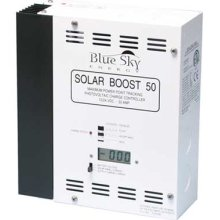 Blue Sky Energy, Solar Boost 50DL, MPPT Charge Controller, 50 Amp, 12/24 Volt, Includes Display