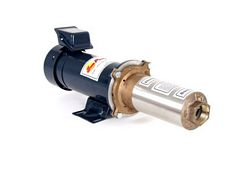 SCB Series Multi-Stage Booster Pumps
