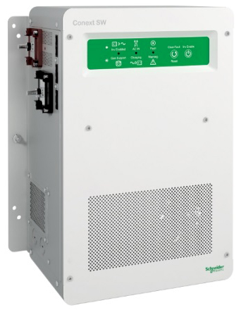 Schneider Electric Conext SW 4024 3,500 Watts, 24VDC Inverter/Charger for Split-