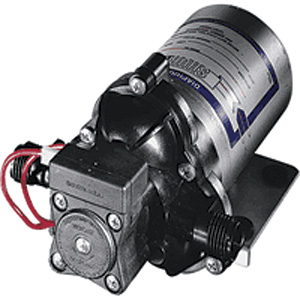 Shurflo 2088-474-144 Standard Surface Delivery Pump, 3 GPM, 24VDC
