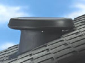 Solar Star Roof Attic Solar Fan / Vent Pitched Model by SolaTube