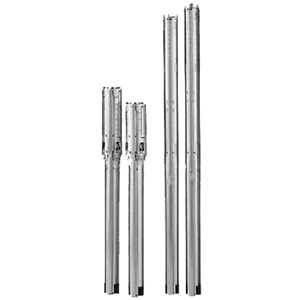 Grundfos SQFlex Submersible Solar Pump