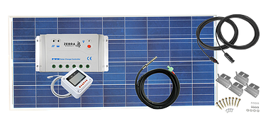 Zamp Solar Battery Quick Disconnect Kit Zs Rv Roof Sidewall